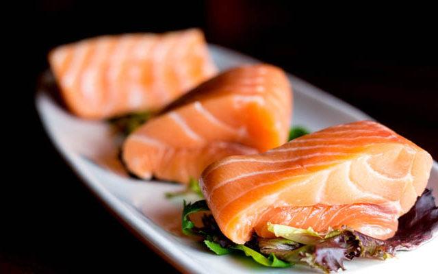 Spiser vi nok fisk?